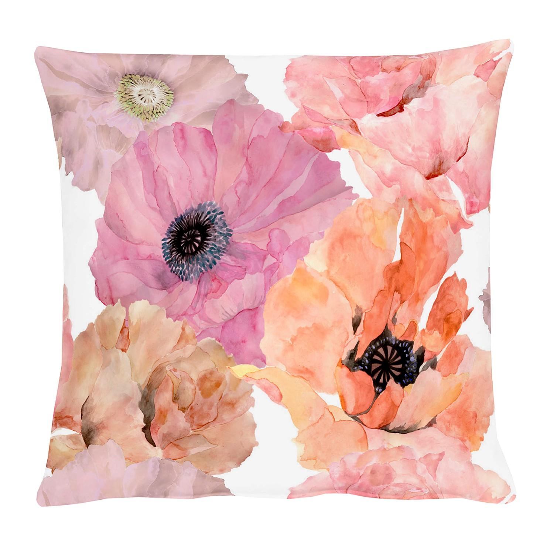 Kussensloop Anemone - roze - 40x40cm, Apelt