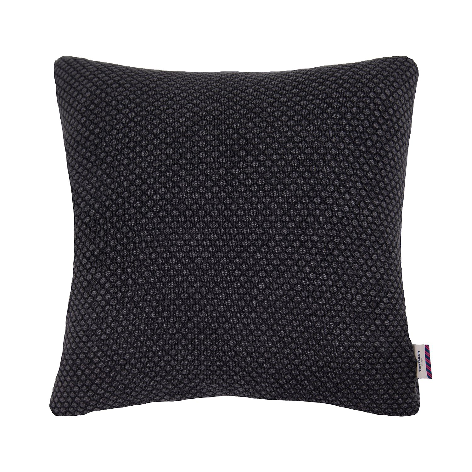 Home 24 - Housse de coussin strick t-bubble, tom tailor