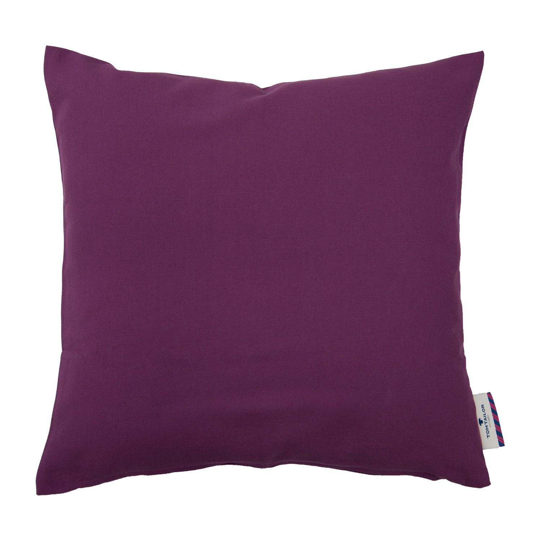 Image of Federa per cuscino T-Dove - Color mora - 50 x 50 cm, Tom Tailor