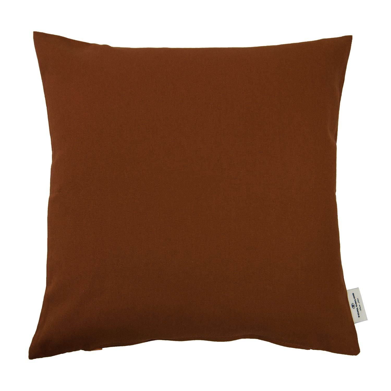 Image of Federa per cuscino T-Dove - Marrone scuro, Tom Tailor
