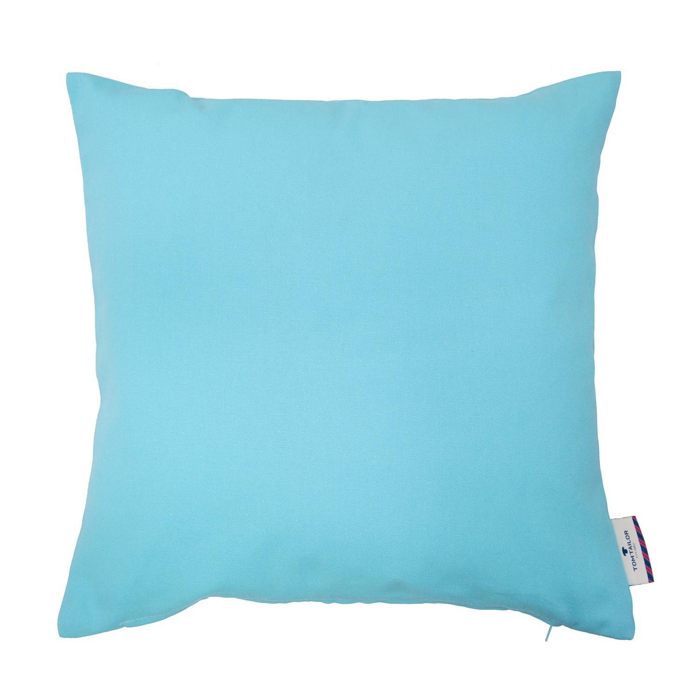 Image of Federa per cuscino T-Dove - Verde menta - 50 x 50 cm, Tom Tailor