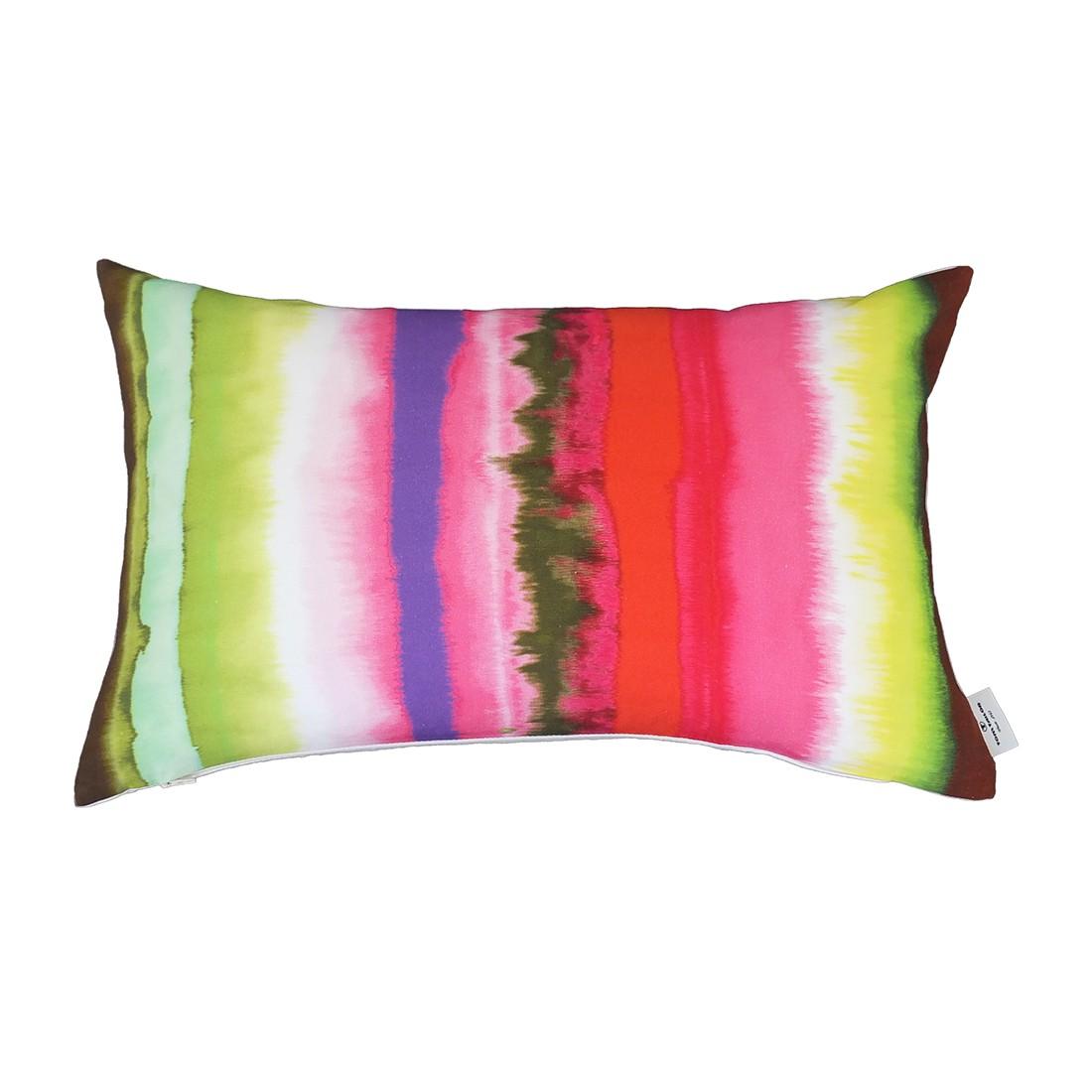 Kussensloop T- Rainbow - meerkleurig - afmetingen: 35x55cm, Tom Tailor