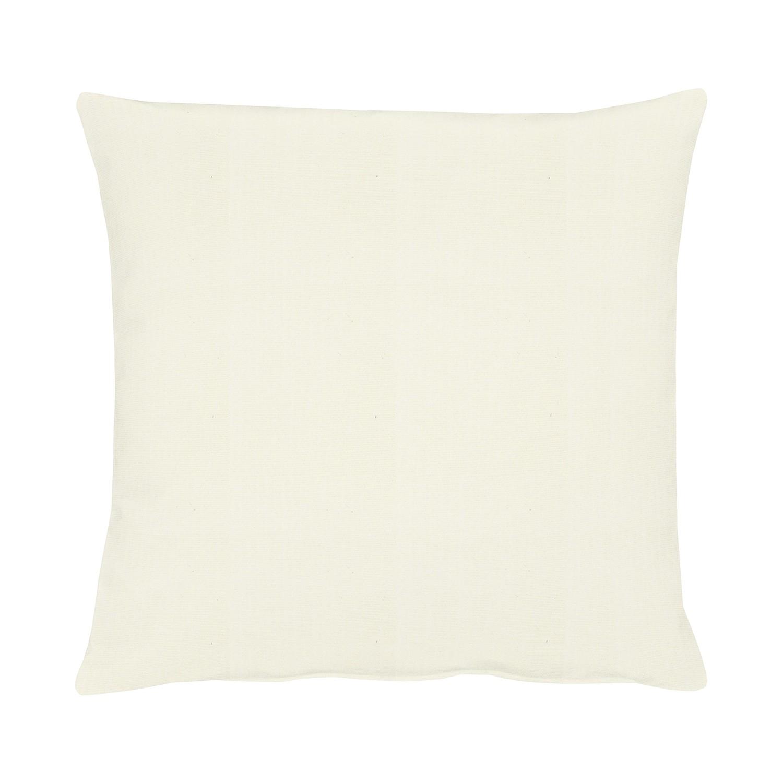 Home 24 - Housse de coussin torino - crème - 49 x 49 cm, apelt