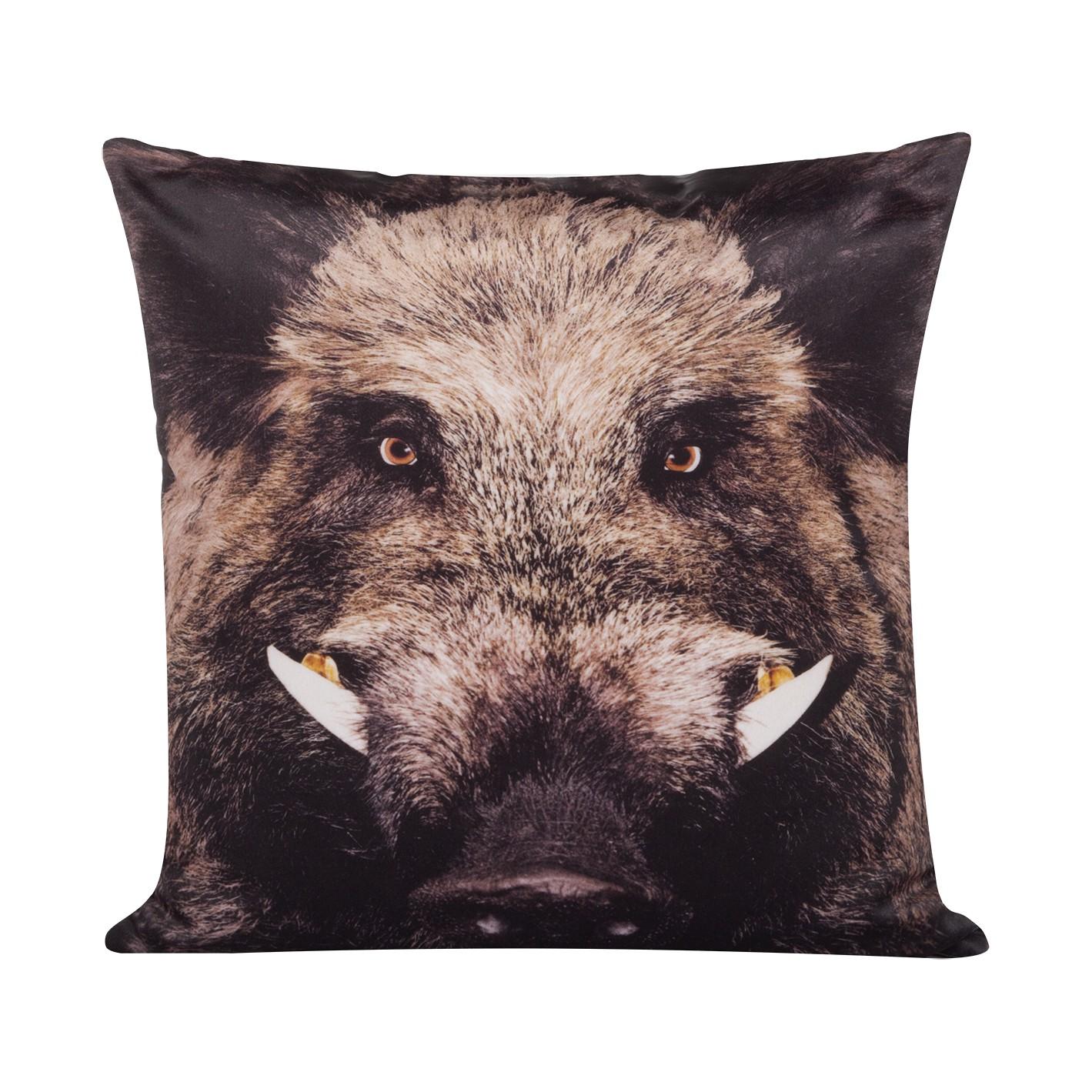 Kussenhoes Wild Pig, Morteens