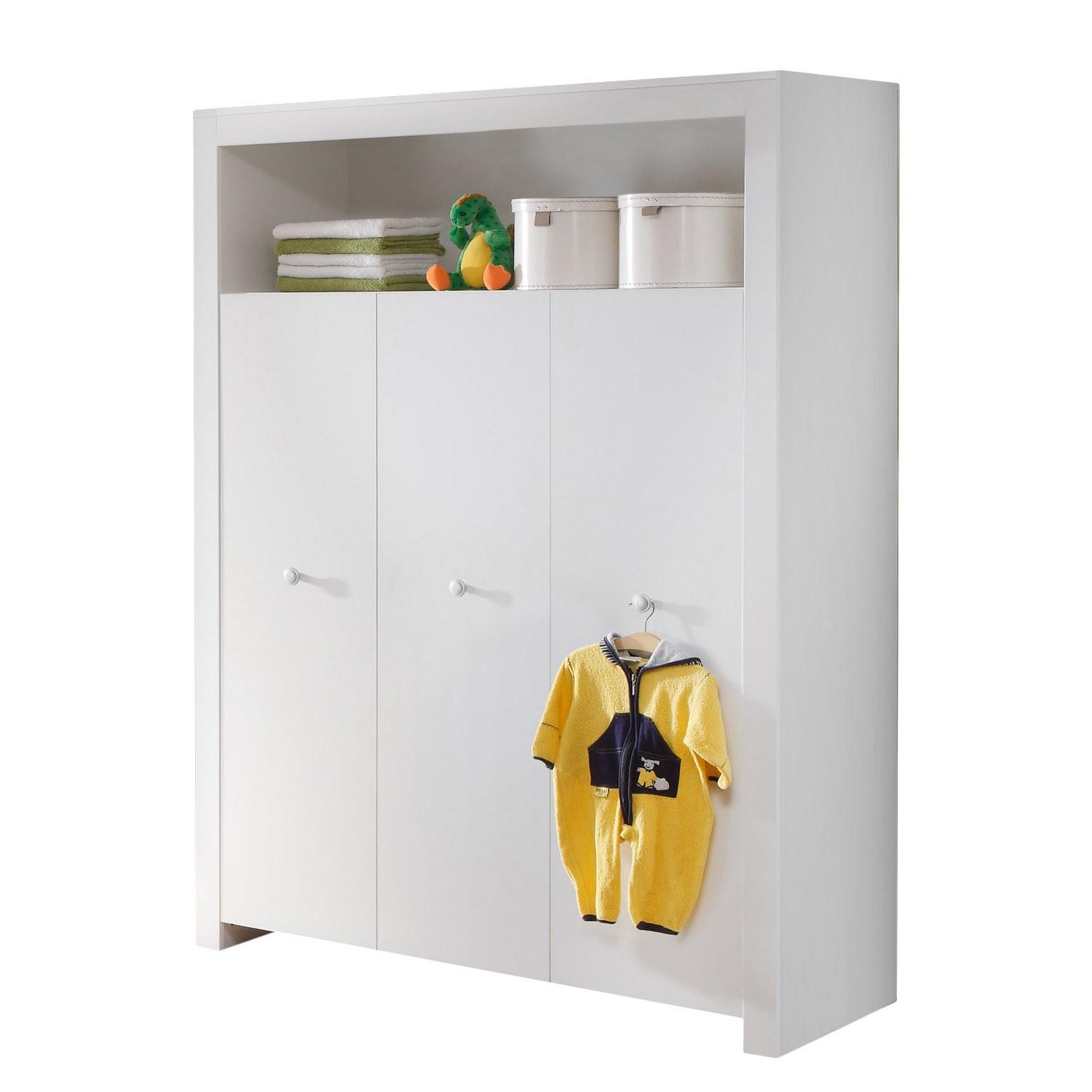 Armoire à vêtements Java - Blanc, Trendteam