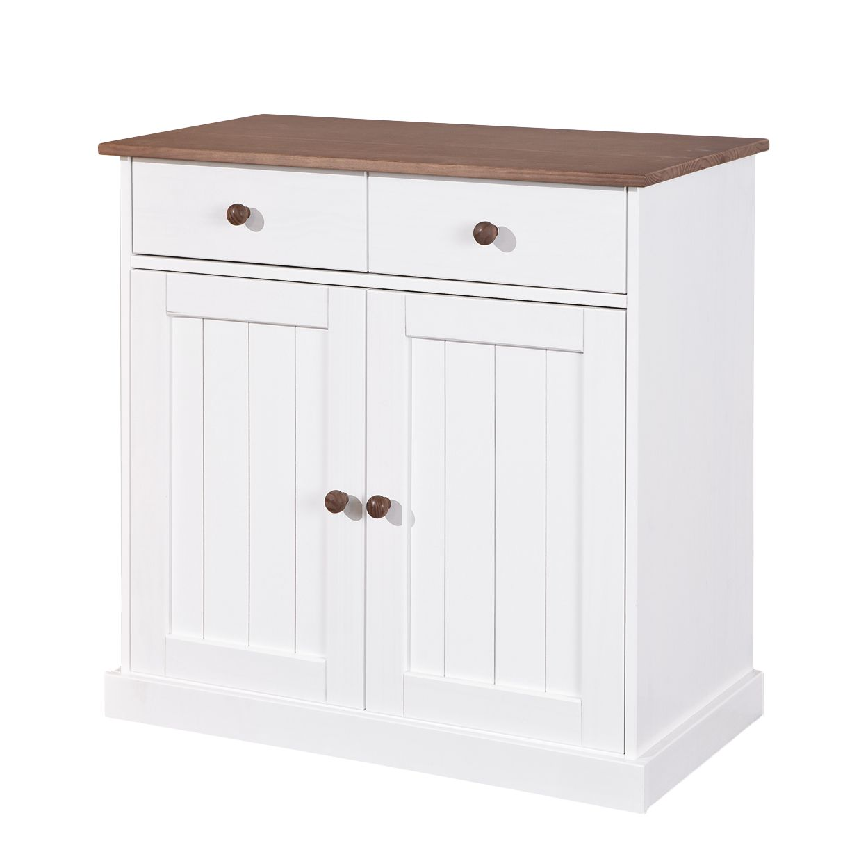 kommode weiss landhaus preisvergleich die besten angebote online kaufen. Black Bedroom Furniture Sets. Home Design Ideas