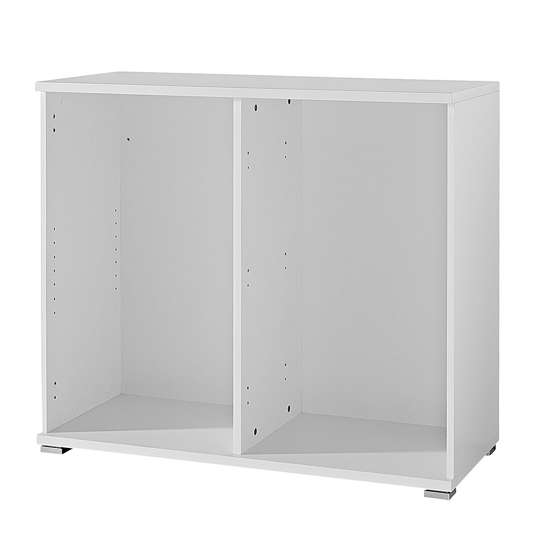Commode Colorado - Blanc, Top Square