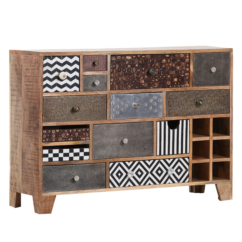 kommode hamena mango massiv furnlab g nstig kaufen. Black Bedroom Furniture Sets. Home Design Ideas