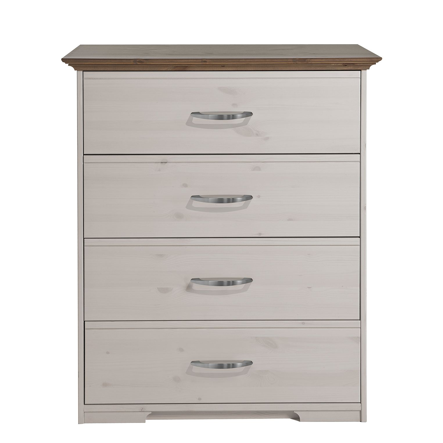 Commode Hanstholm - Pin Blanc, Steens