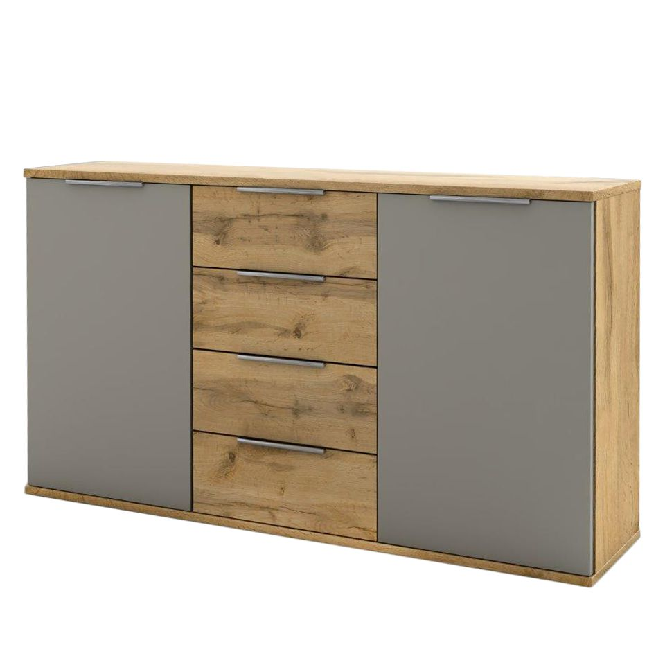 Commode Lentia - Basalte, mooved