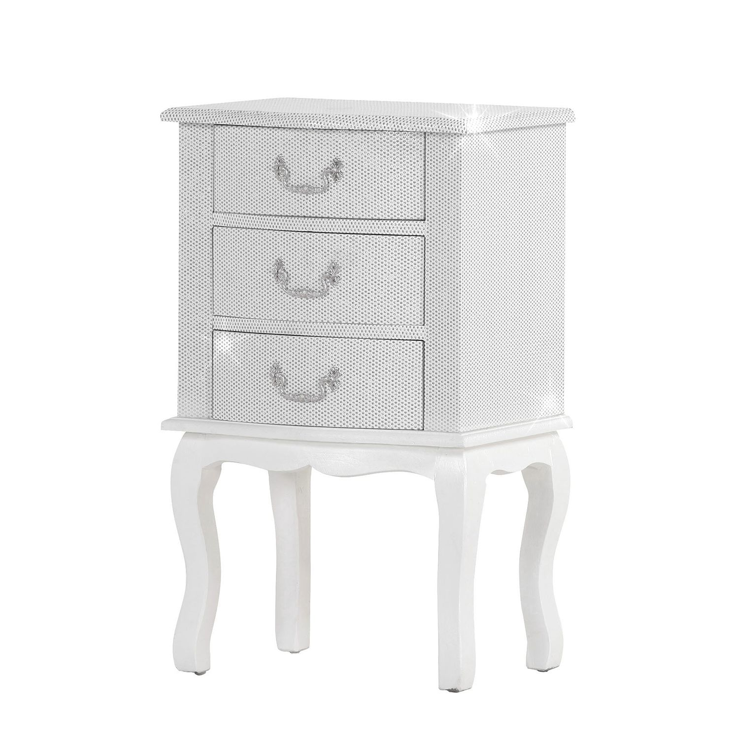 commode luccicare iv blanche ridgevalley par. Black Bedroom Furniture Sets. Home Design Ideas