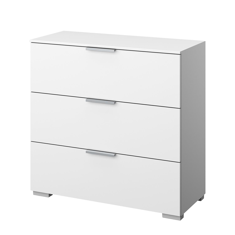 Commode SKØP II - Blanc alpin - Aluminium, SKØP