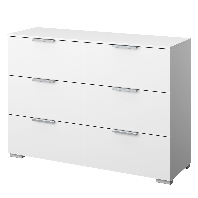 Commode SKØP V - Blanc alpin - Aluminium, SKØP