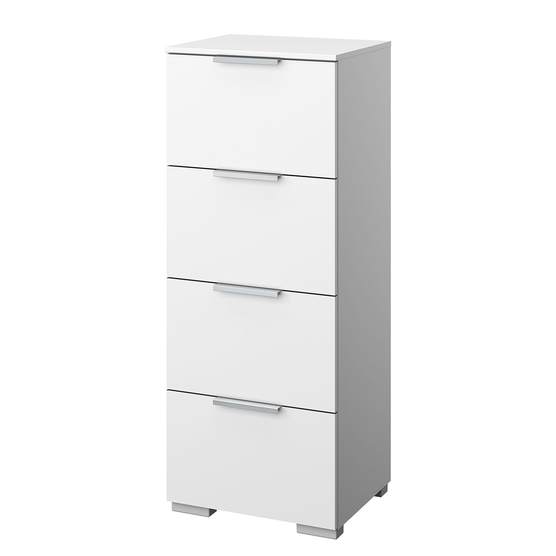 Commode SKØP VI - Blanc alpin - Aluminium, SKØP