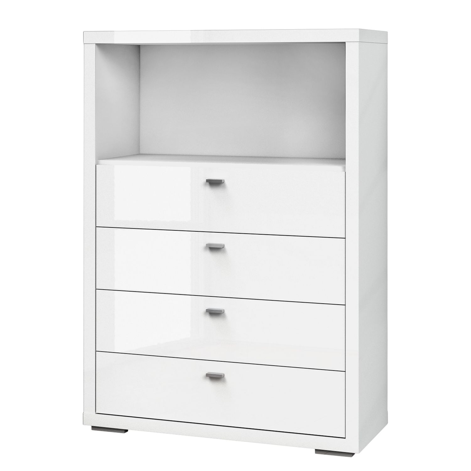 tv kommode ikea schrankwand ikea expedit wei tv kommode aufbewahrung two ikea malm chests as a. Black Bedroom Furniture Sets. Home Design Ideas