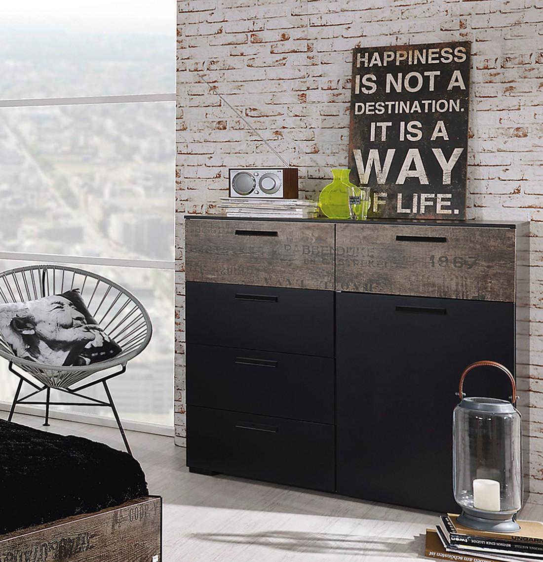 Kommode schwarz vintage  Kommode von Rauch Select bei Home24 bestellen | Home24