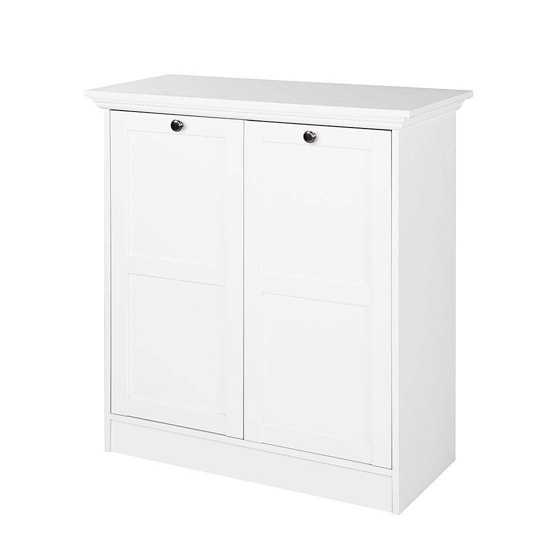 Commode Woodland I - Blanc, mooved