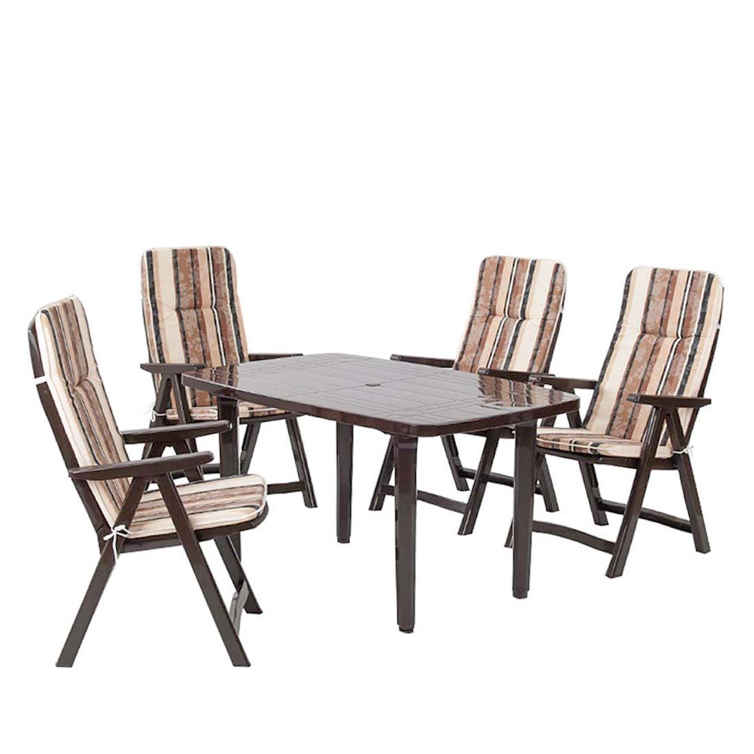 wetterfeste gartenm bel preisvergleich die besten angebote online kaufen. Black Bedroom Furniture Sets. Home Design Ideas
