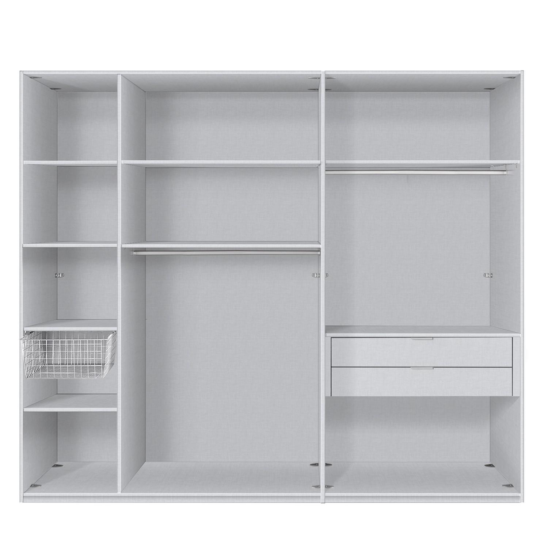 Ensemble d'accessoires pour armoire à vêtements Express - 250 cm (2 portes) - Ensembles complets, Ex