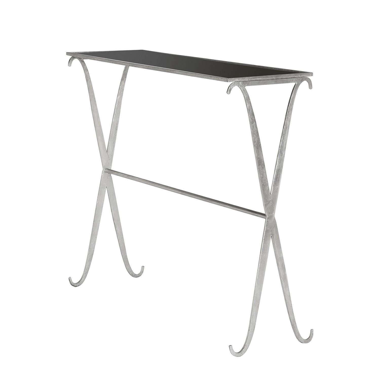 konsolentisch silber. Black Bedroom Furniture Sets. Home Design Ideas
