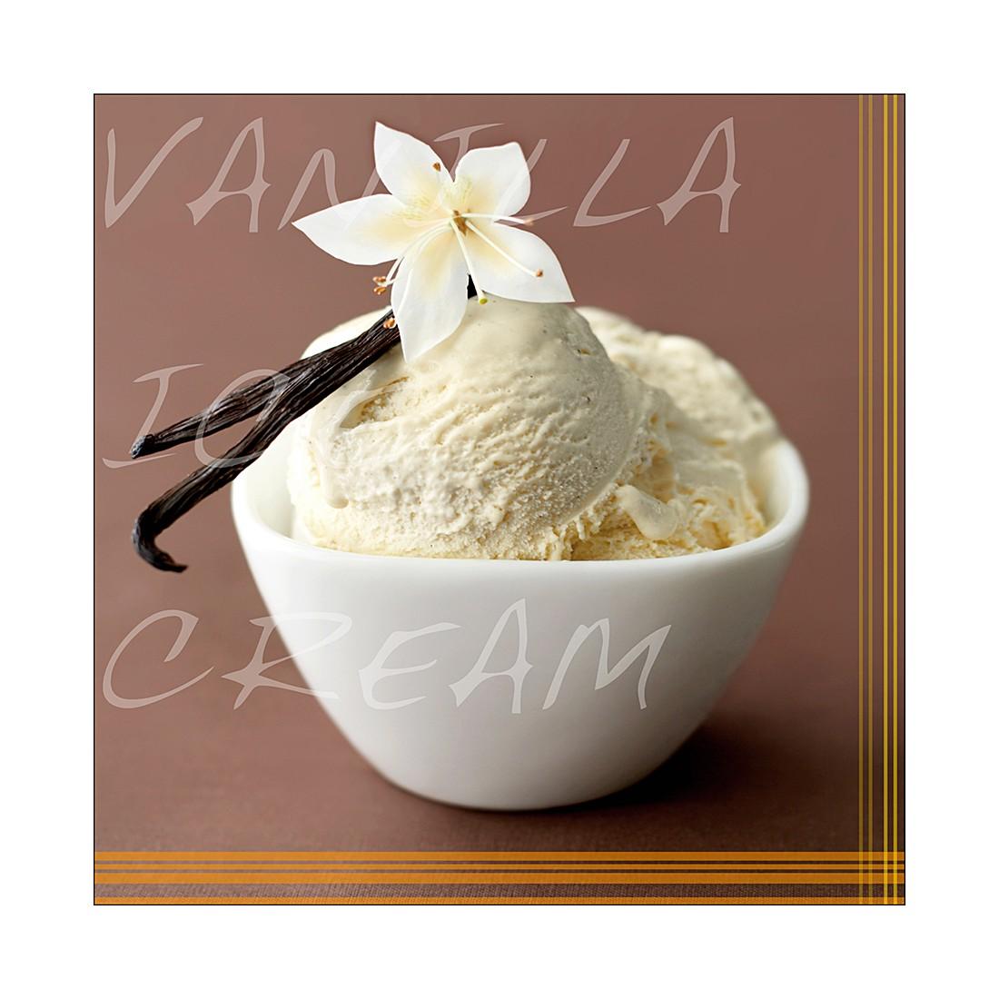 Afbeelding Vanilla Ice Cream - 50x50cm, Pro Art
