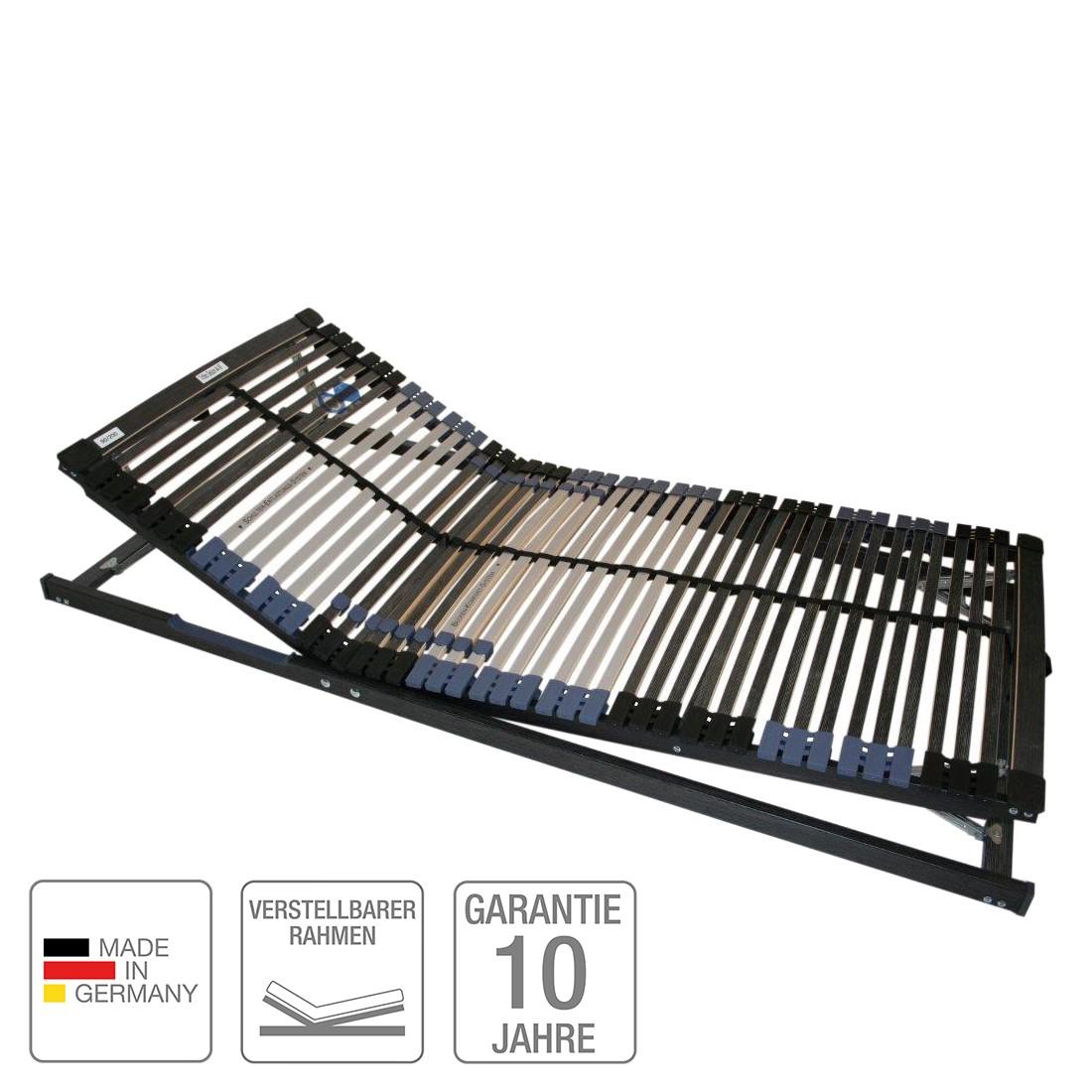 Lattenrost Mit Rahmen. Best Stabiler Lattenrost Kg X Cm Bestehend ...