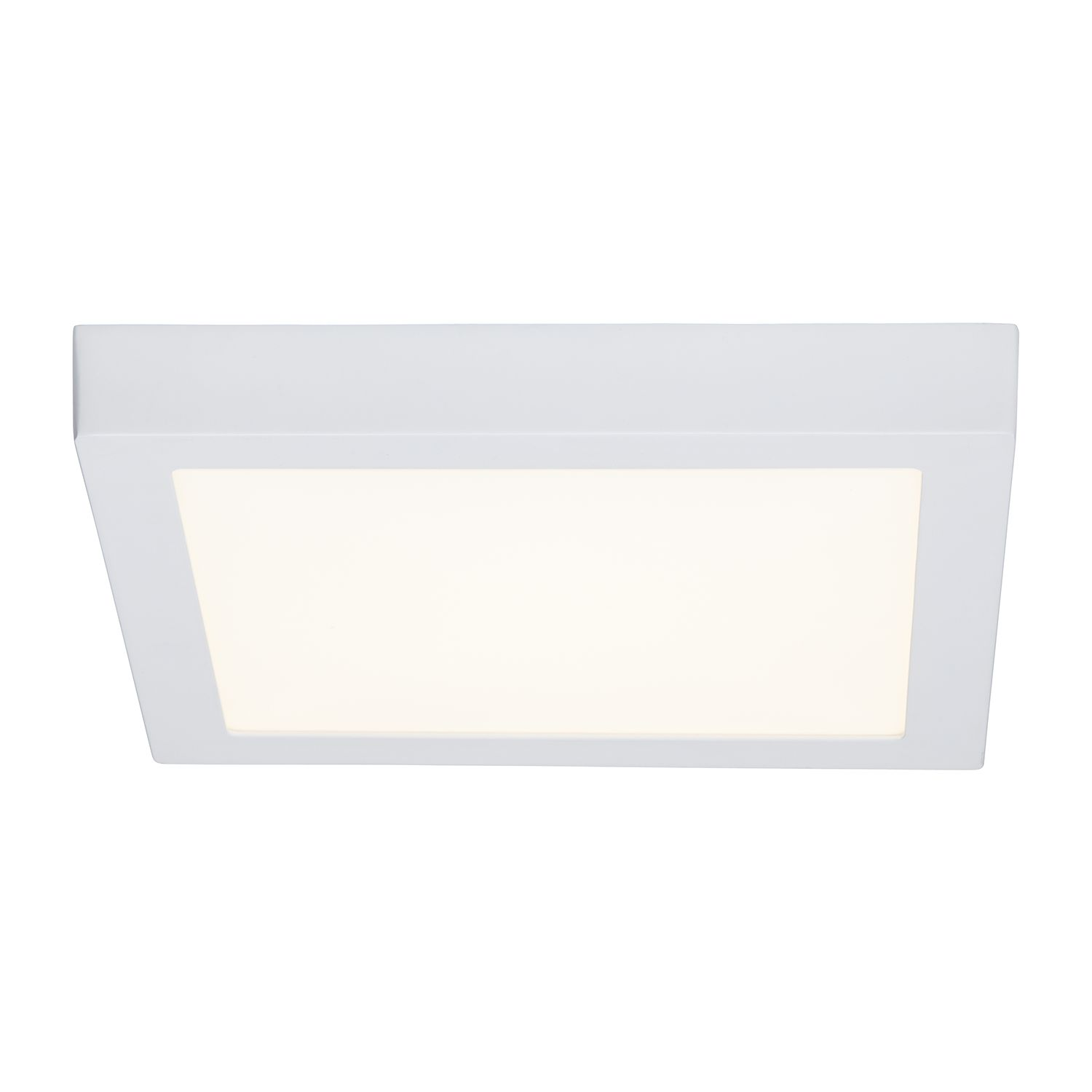energie  A+, LED-lamp Jarno - metaal wit 1 lichtbron, Brilliant