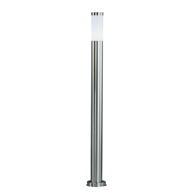 energie  A+, LED-buitenlamp Vieste II - kunststof/roestvrij staal - 1 lichtbron - 110, Globo Lighting