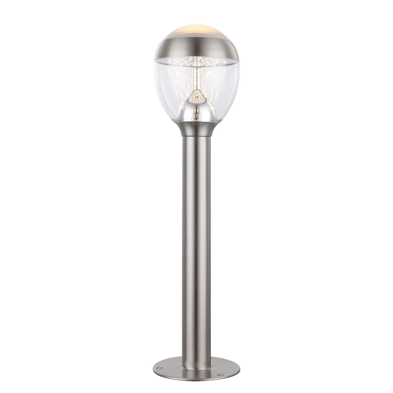 energie  A+, LED-buitenlamp Callisto III - kunststof/roestvrij staal - 1 lichtbron - 59, Globo Lighting