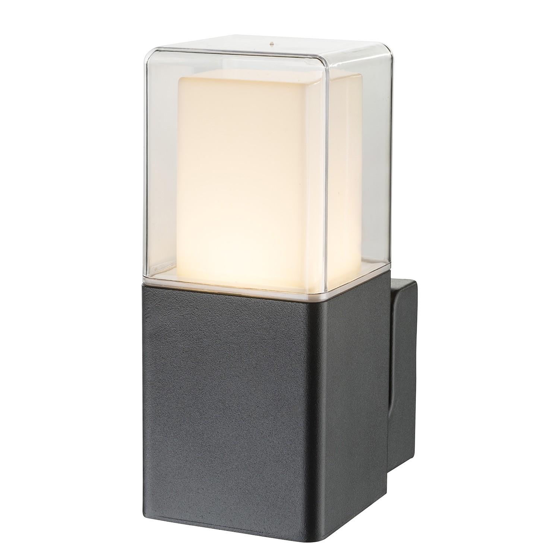 energie  A+, LED-buitenlamp Dalia II - glas/aluminium - 1 lichtbron, Globo Lighting