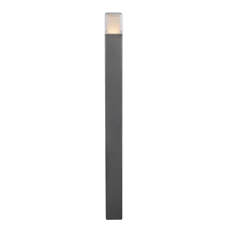 energie  A+, LED-buitenlamp Dalia III - glas/aluminium - 1 lichtbron - 110, Globo Lighting