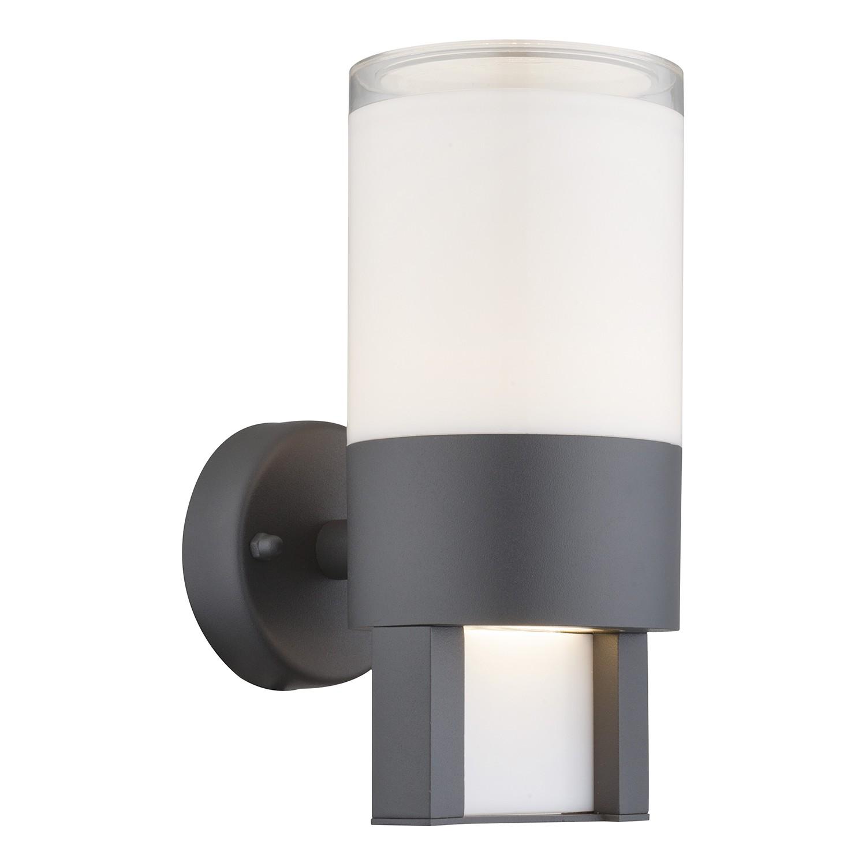 energie  A+, LED-buitenlamp Nexa I - kunststof/aluminium - 1 lichtbron, Globo Lighting