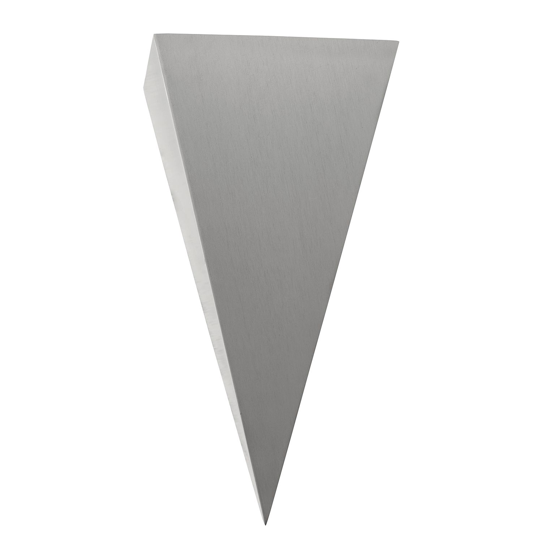 energie  A+, LED-buitenlamp Trigo II - roestvrij staal/kunststof - 1 lichtbron, Eglo