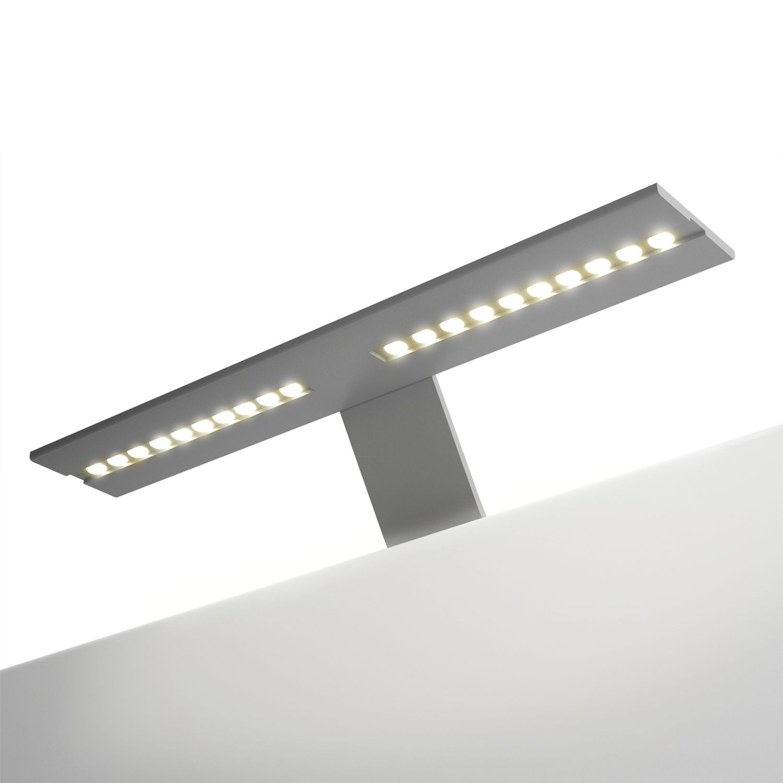 LED Beleuchtung Skøp - Chrom - 2er-Set