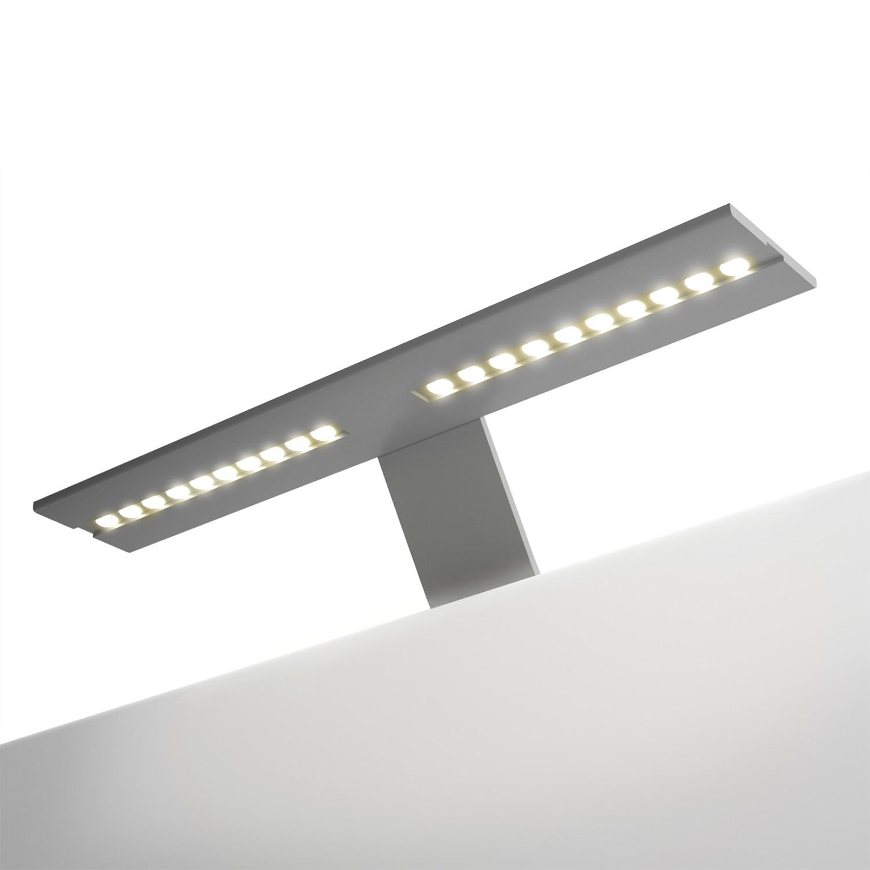 LED Beleuchtung Skøp - Chrom - 3er-Set