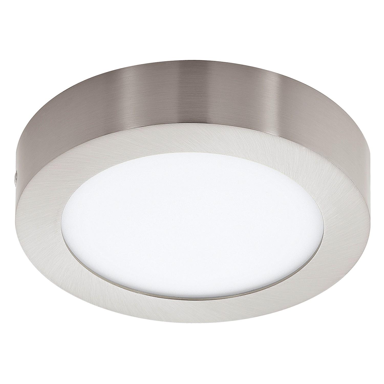 EEK A+, LED-Deckenleuchte Fueva III - Kunststoff / Metall - 1-fla bei Home24 - Lampen