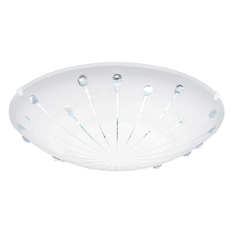 EEK A+, LED-Deckenleuchte Margitta - Glas - 1-flammig, Eglo