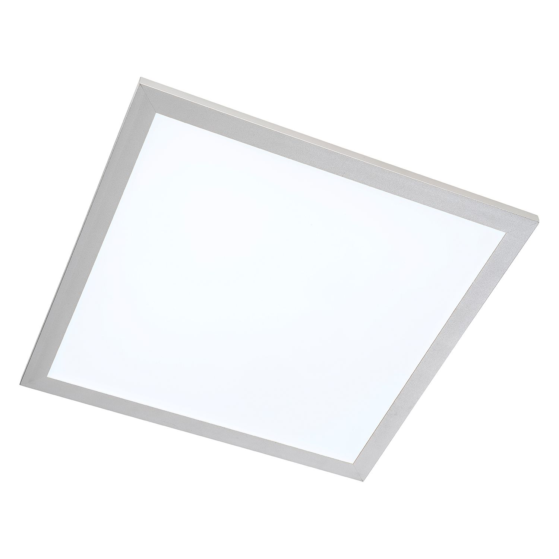 energie  A+, LED-Plafondlamp Panel - Plastic / Aluminium - 1-lichtbron - 40, Nino Leuchten