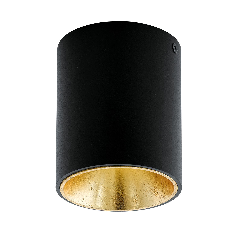 EEK A+, LED-Deckenleuchte Polasso V - Aluminium / Kunststoff - 1- bei Home24 - Lampen