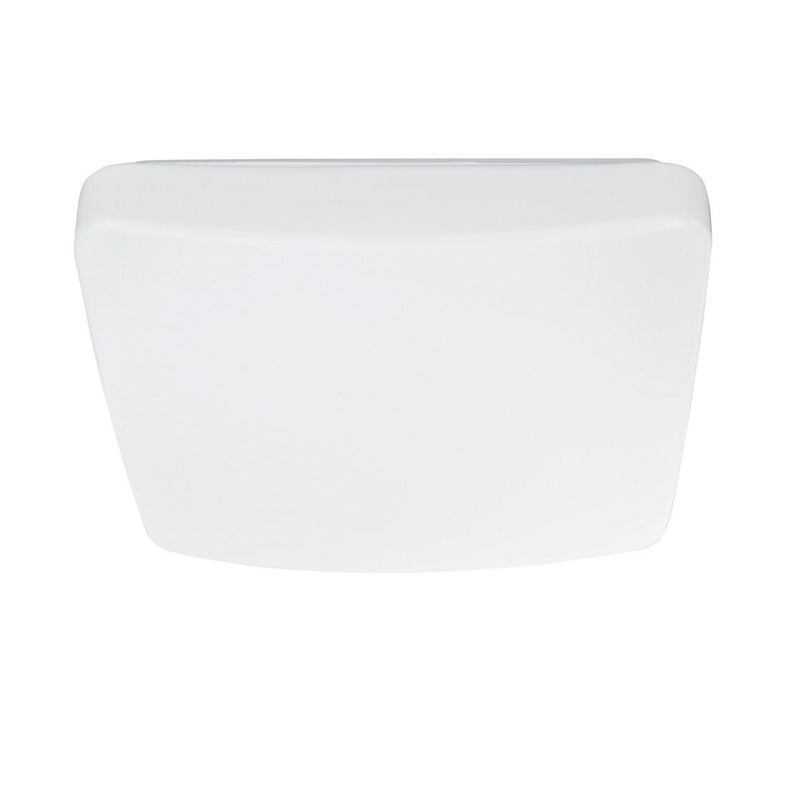 LED-plafondlamp Sensitive - kunststof/metaal wit, Näve