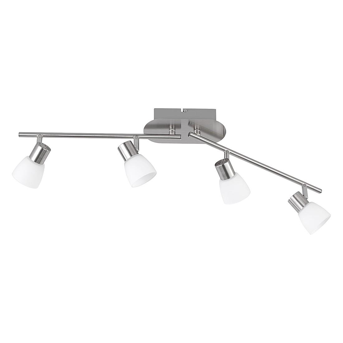 EEK A+, Luminaire LED - Nickel 4 x 4,5 watts, Trio