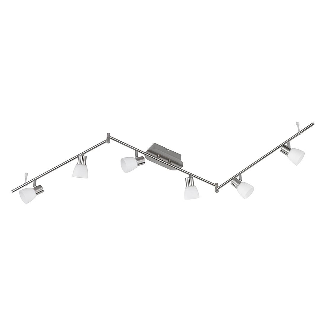 EEK A+, Luminaire LED - Nickel 6 x 4,5 watts, Trio