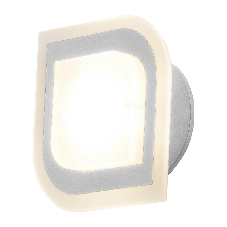 EEK A+, LED-Deckenleuchte Formular - Kunststoff / Eisen - 2-flammig - 1, Brilliant