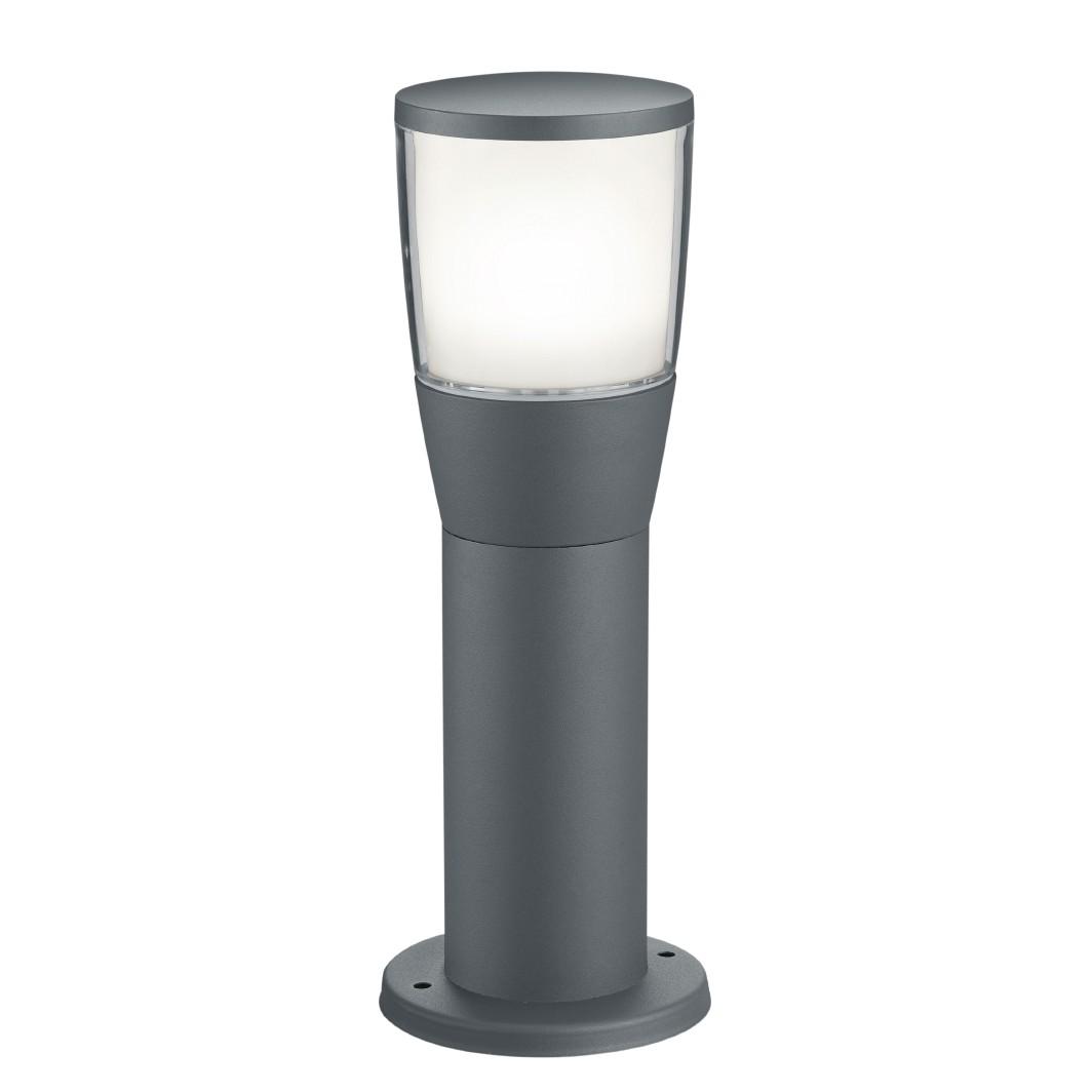energie  A+, LED-staande lamp Rye - aluminium/kunststof - 1 lichtbron - 35, Trio