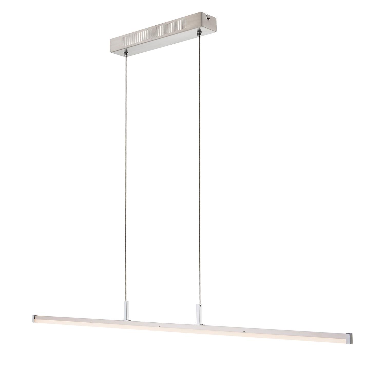 EEK A+, LED-Pendelleuchte Horton - Metall / Acrylglas, Wofi