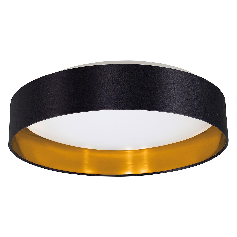 EEK A+, LED-Deckenleuchte Maserlo IV - Webstoff / Kunststoff - 1- bei Home24 - Lampen