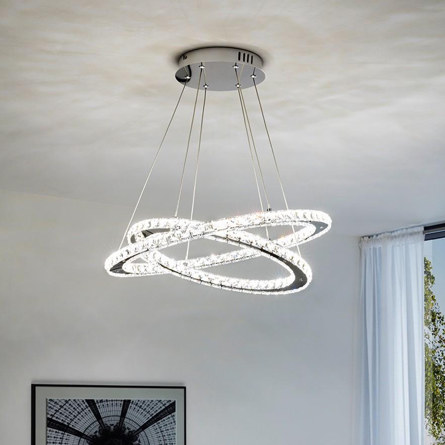 LED-Pendelleuchte VARAZZO von EGLO