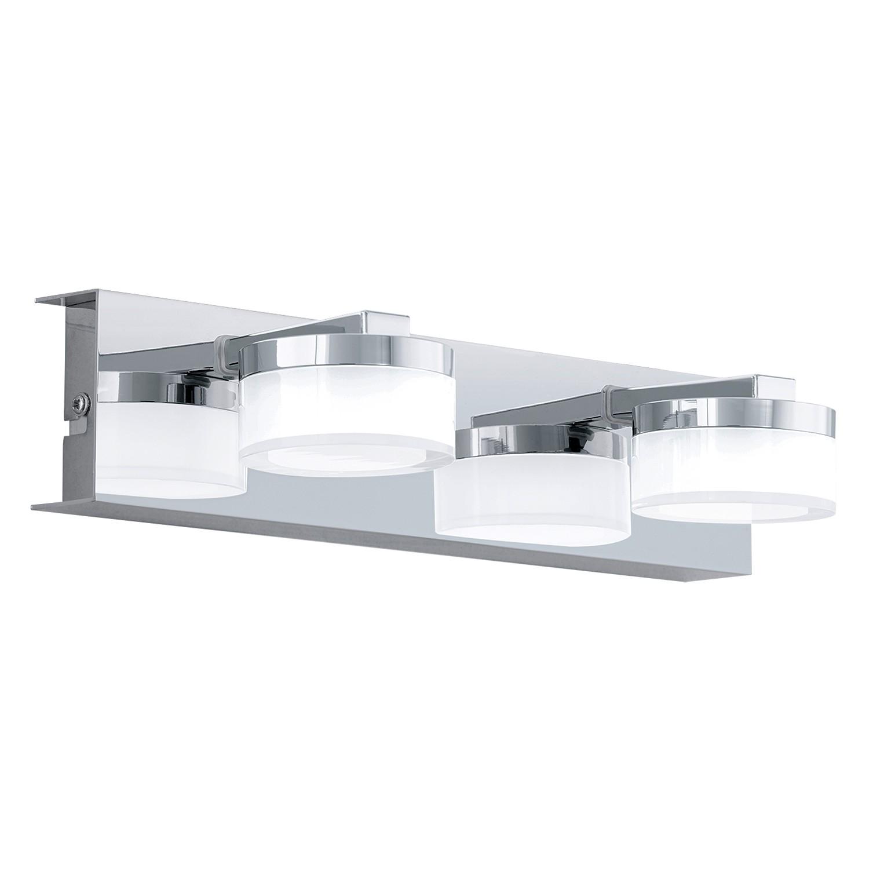energie  A+, LED-spiegellamp Romendo II - kunststof/staal - 2, Eglo