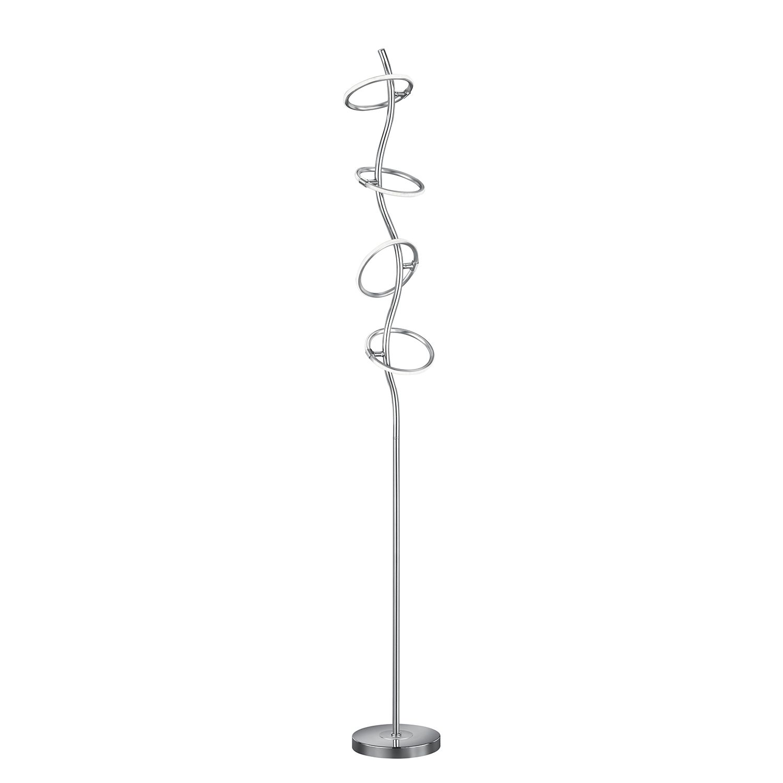 EEK A+, Lampadaire LED Olympus - Métal - 4 ampoules, Trio