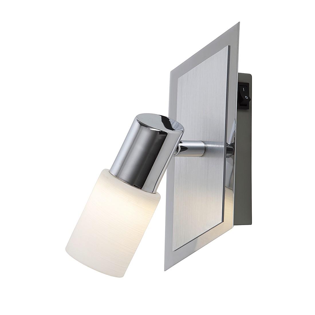 energie  A+, LED-spot - metaal/aluminium 1 lichtbron, Trio